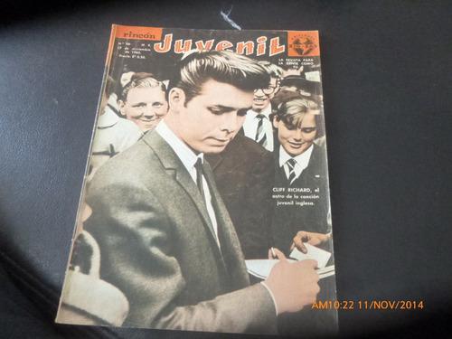 revista rincon juvenil n° 48-  cliff richard  - (w27