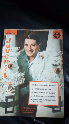 revista rincon juvenil n° 53 rafael peralta (291