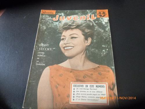 revista rincon juvenil n° 59 - sussy veccky (316