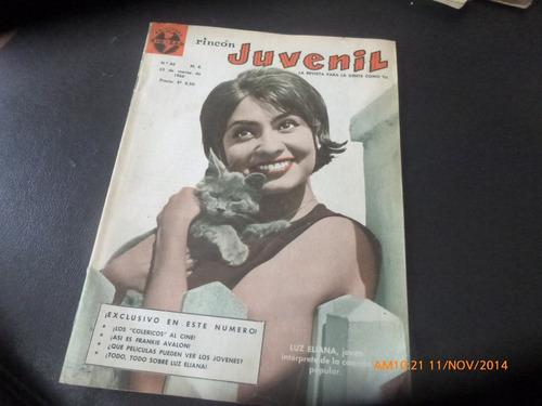 revista rincon juvenil n° 66 - luz eliana(w26
