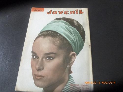 revista rincon juvenil n° 70 - alan  --geraldin chaplin(w45