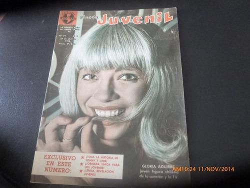 revista rincon juvenil n° 71- gloria aguirre - (281