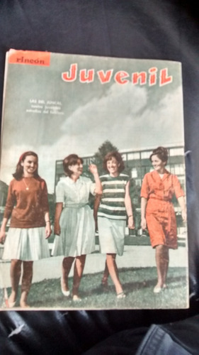 revista rincon juvenil n°57  charles aznavour (493