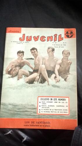 revista rincon juvenil n°60 - -los de santiago (w36