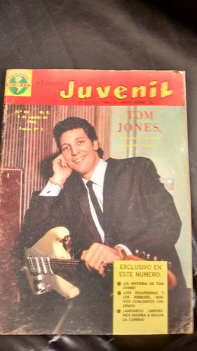 revista rincon juvenil n°85 tom jones (w75