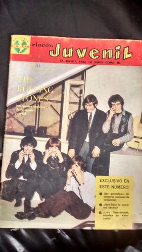 revista rincon juvenil n°88 - the rolling stones (w69
