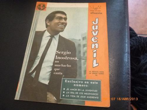 revista rincon juvenil -  sergio inostrosa-- nº73--(315