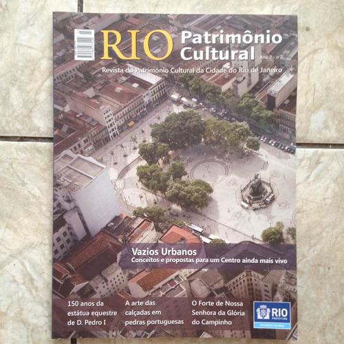 revista rio patrimônio cultural rio de janeiro ano 2 n2