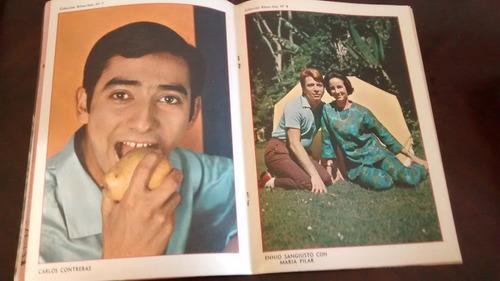 revista ritmo n°84 - gloria benavides- foto n°7-8(397