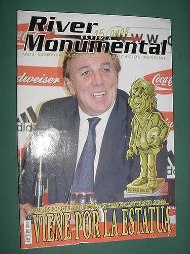revista river monumental 21 jonathan santana caselli merlo