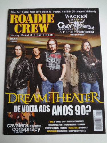 revista roadie crew ano.14 n° 152