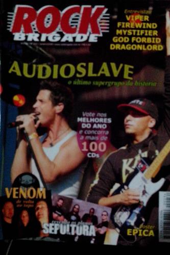 revista rock brigade