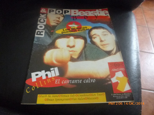 revista rock & pop   beastie boysn ° 11 - abril  95