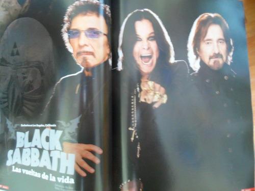 revista rockaxis nº124