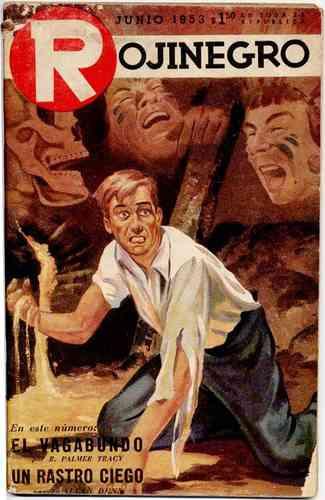 revista rojinegro - editorialo bell - 1953