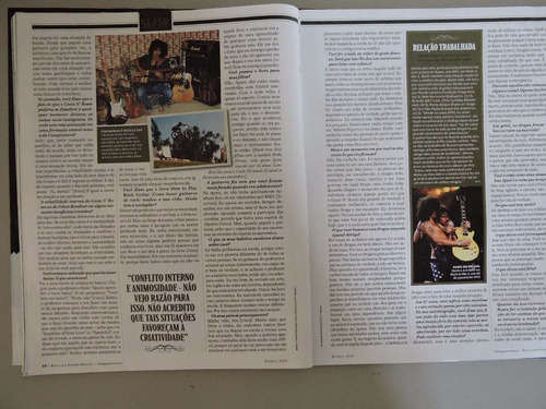 revista rolling stone 103-slash,guns n' roses,madonna,elis