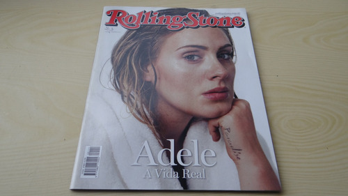 revista rolling stone - adele ed.111