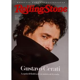 Revista Rolling Stone Bookazine Epecial Gustavo Cerati