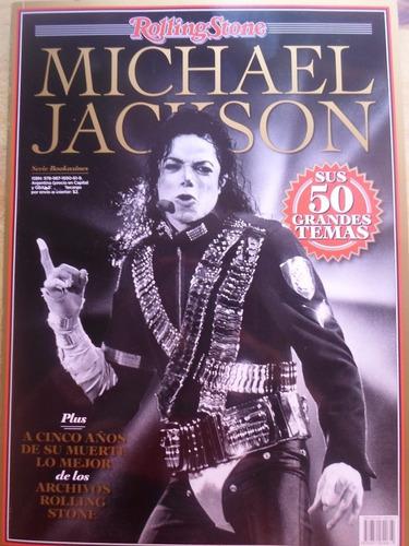 revista rolling stone especial michael jackson