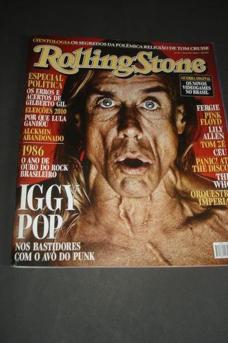 revista rolling stone - nº 02 - iggy pop