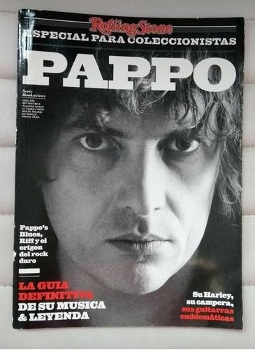 revista rolling stone - pappo - bookazines
