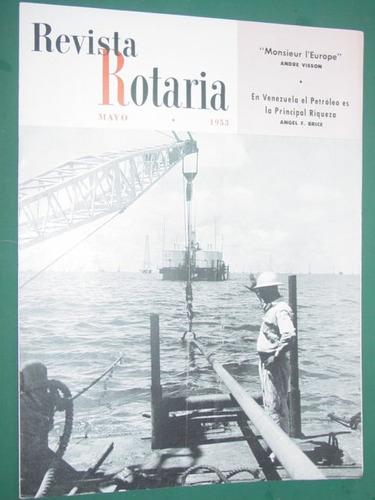revista rotaria rotary club internacional antigua may/53
