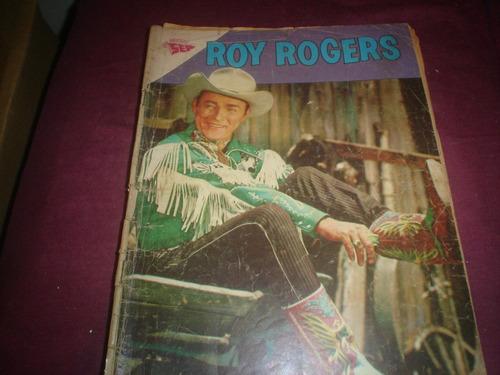 revista roy rogers - numero 134 - ed. novaro