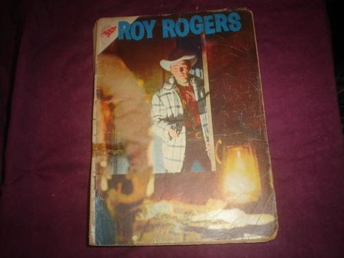 revista roy rogers - numero 69 - ed. novaro