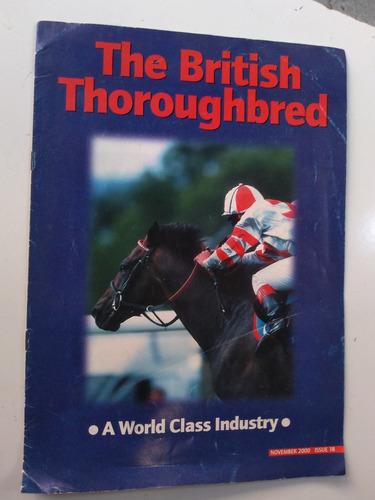 revista s cavalo - thr british thoroughbred - a world class
