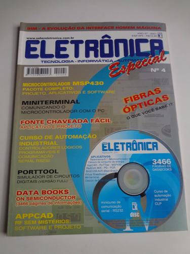revista saber eletrônica especial n° 4