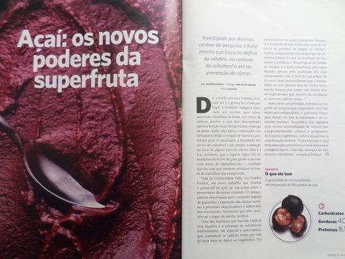 revista saúde é vital - o òleo de coco emagrece mesmo ?