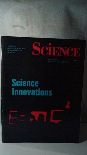 revista science 17 july 1992 vol 257