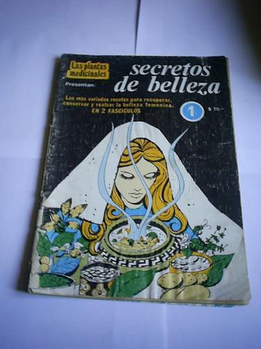 revista secretos de belleza año 1977