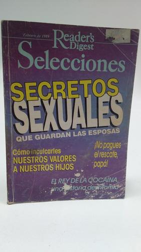 revista selecciones reader¿s digest, febrero 1989