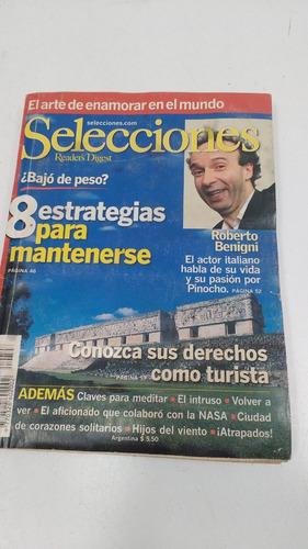 revista selecciones reader¿s digest, febrero 2003