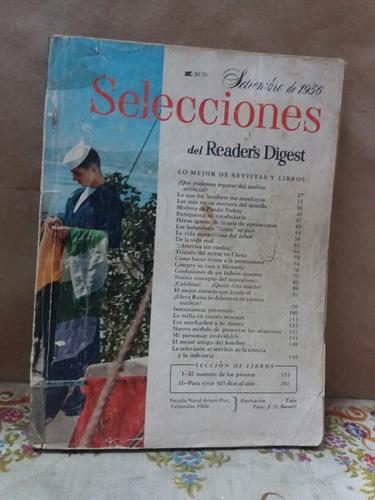 revista selecciones reader's digest - septiembre de 1956