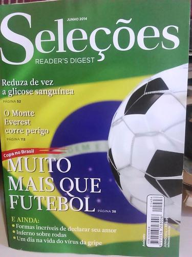 revista seleções - junho de 2014
