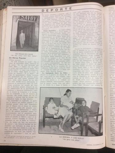 revista semana - 4 septiembre de 1948 a 18 de junio de 1949