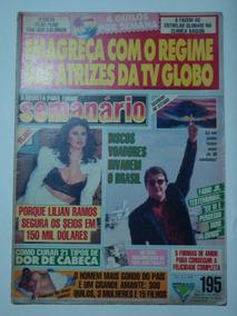 Revista Semanário Nº 05 - Discos Voadores Invadem O Brasil