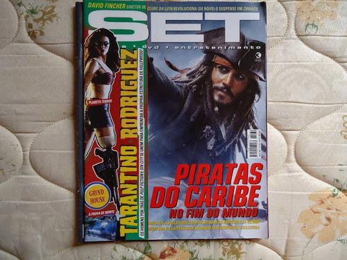revista set maio de 2007 * frete grátis*