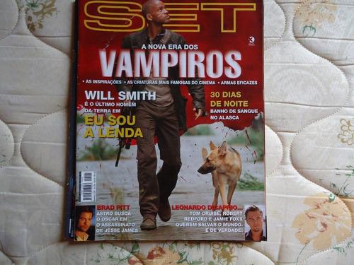 revista set novembro de 2007 * frete grátis*