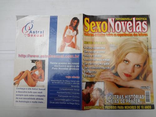 revista sexo novelas ano.1 n° 1