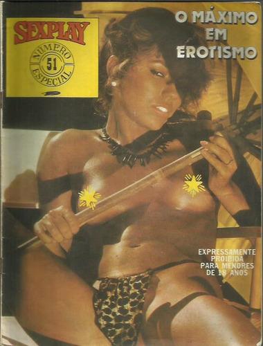revista sexplay n° 51