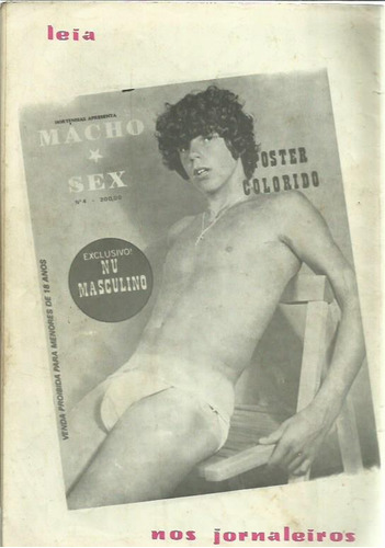 revista sexscope n° 4