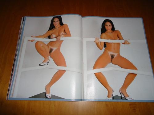 revista sexy edi.262 outubro 2001 thammy gretchem antes..