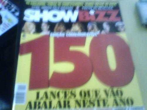 revista show bizz