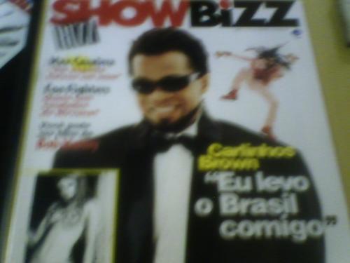 revista show bizz n° 10