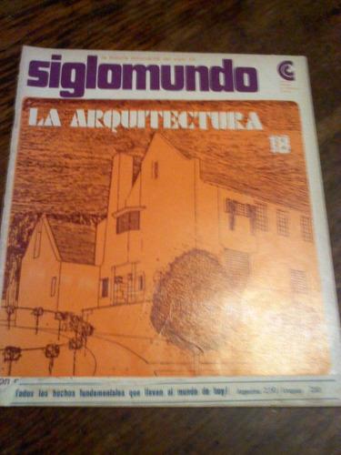 revista  siglomundo  la arquitectura