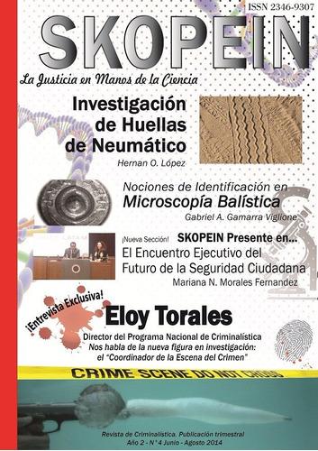 revista skopein número 4, junio 2014