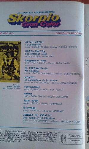 revista skorpio  /   numero 3 - noviembre 1977